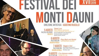 Photo of Orsara in Jazz col Festival dei Monti Dauni