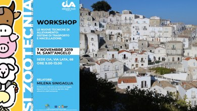 "Photo of ""Si Zootecnia"", workshop Cia a Monte Sant'Angelo"