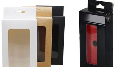 Photo of Printing Custom Hang Tab Packaging Boxes for Beauty Products