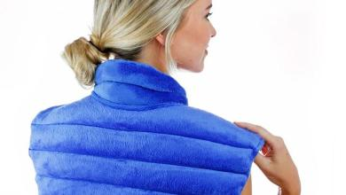 Photo of Buy Neck and Shoulder Wrap Heating and Cooling Pads that Outshine the Others