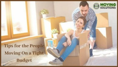 Photo of Tips for the People Moving On a Tight Budget