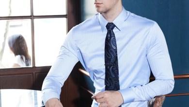 Photo of Men's shirt online -Itailor