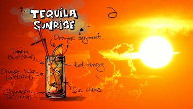 Photo of An Easy Classic Tequila Sunrise Cocktail Recipe You Should Try