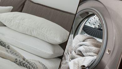 Photo of Precautions to take while washing Memory Foam Pillow