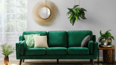 Photo of Go Green: 9 Beautiful Ways To Inject Green Into Your Home Design