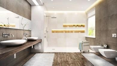 Photo of PVC Vinyl Flooring For Bathroom