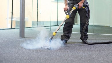 Photo of Which Process Of Carpet Cleaning Is Best And Effective