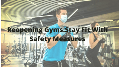 Photo of Reopening Gyms:Stay Fit With Safety Measures