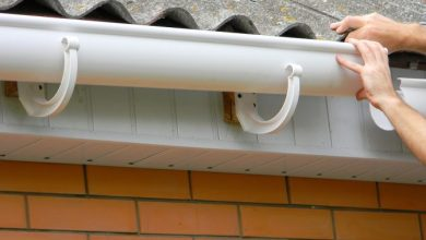 Photo of Gutters in Charlotte, NC and the benefits