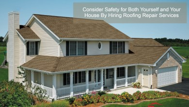 Photo of Consider Safety for Both Yourself and Your House By Hiring Roofing Repair Services