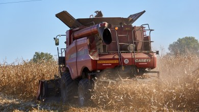 Photo of Combine Adjustment And Maintenance Guide With Note Towards Case IH Combine Settings