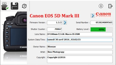 Photo of How to Find Canon 5d Mark iii Shutter Count