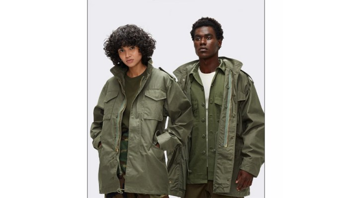 M65 Jacket By Alpha Industries