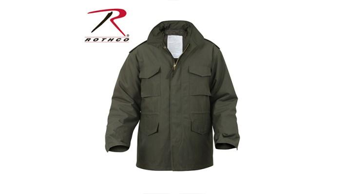 Rotcho M65 Jacket