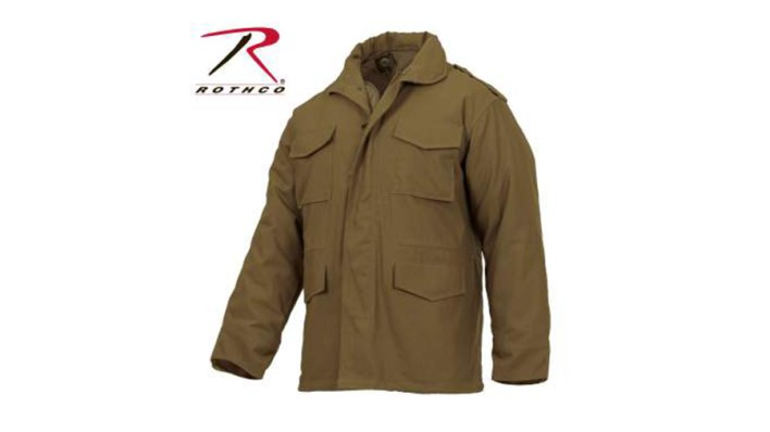 Vintage M-65 Jacket by Rothco
