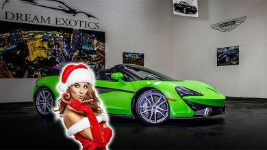 Photo of Car Rental for Christmas Parties