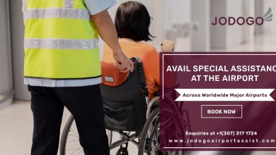 Photo of How to Request a Airport Special Assistance Service in Delhi Airport?