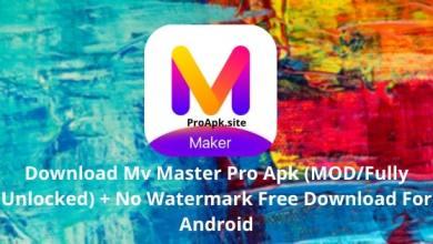 Photo of Mv Master Pro Apk (Mod Version) Free Download