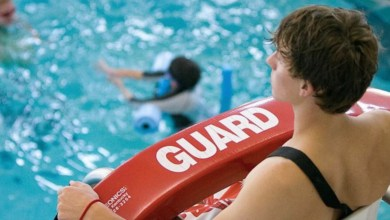 Photo of Should I stop swimming pool lessons because my child is crying and afraid of the water?