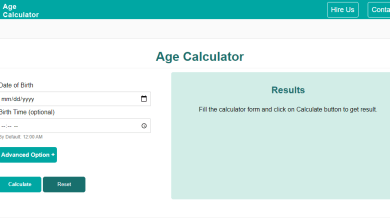 Photo of Best online age calculator