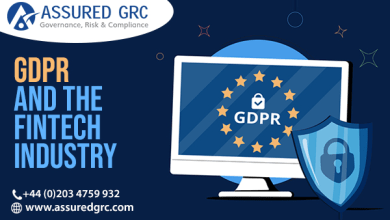 Photo of GDPR and the Fintech Industry