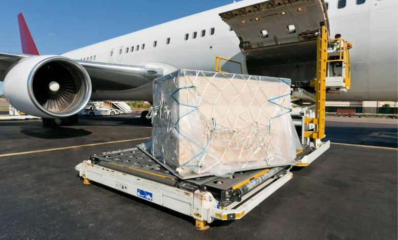 Air freight from China