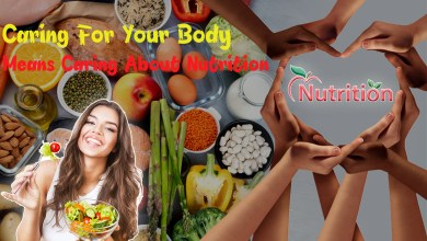 Photo of Caring For Your Body Means Caring About Nutrition