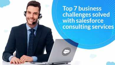 Photo of Top 7 Business Challenges Solved With Salesforce Consulting Services