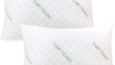 Photo of Good Life Essentials Shredded Memory Foam Pillow