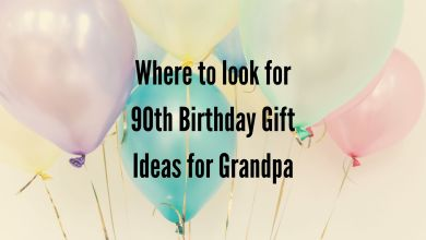 Photo of Best Websites to find 90th birthday gift ideas for grandpa
