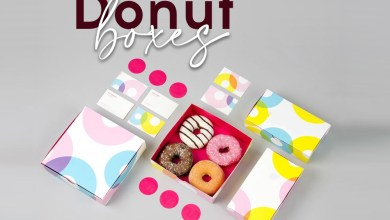 Photo of Get Your Favorite Donut Boxes From The Most Popular Bakery Near You