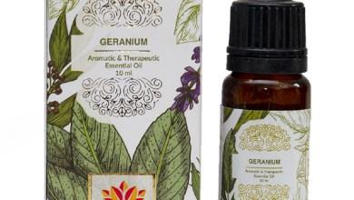 Photo of Natural geranium essential oil