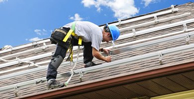 Photo of Selecting A Commercial and Residential Roofing contractors in New York City