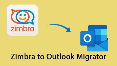 Photo of Migrate / Transfer Zimbra Emails to MS Outlook