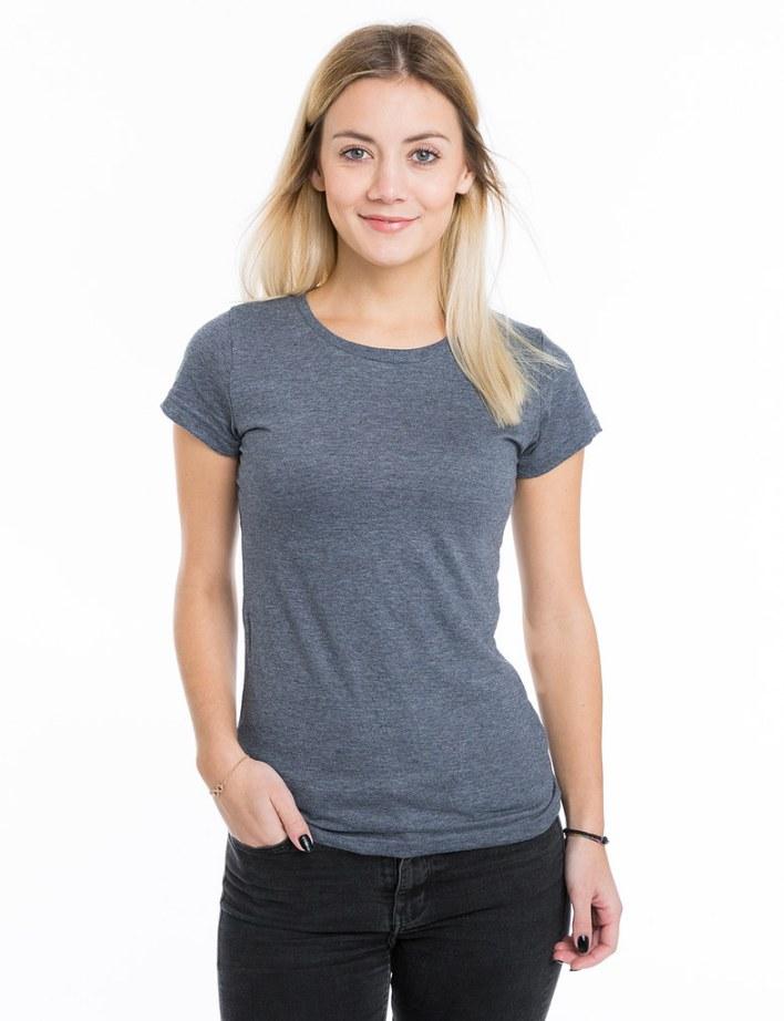 Choosing women's t-shirt for a lunch-hour workout