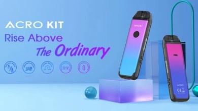Photo of SMOK Acro Pod Kit Review | Alectrofag