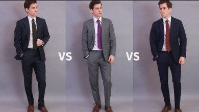 Photo of What is the Difference Between Ready-to-Wear, Made-to-Measure, and Bespoke Tailored Suits?