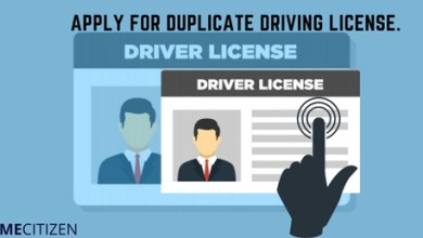 Photo of How to Apply for Duplicate Driving License?
