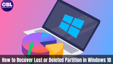 Photo of How to Recover Lost or Deleted Partition in Windows 10