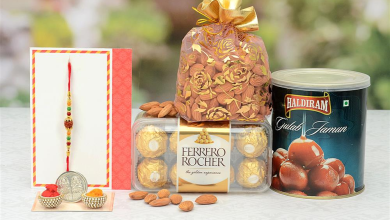 Photo of Best Rakhi Gifts for your siblings