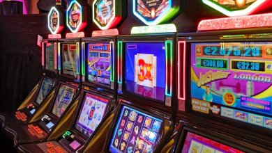 Photo of Slot Machines: Online vs Landbased Casinos