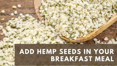 Photo of Start your day with hemp Seeds in your breakfast meal.