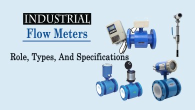 Photo of Industrial Flow Meter- Role, Types, and Specifications