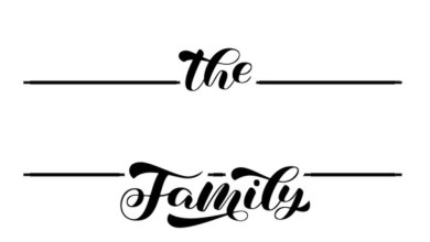 Photo of Making of a Custom Family Monogram