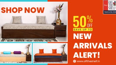 Photo of Top Space Saving Home Furniture Online in Mumbai – Offtheshelf