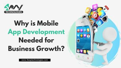 Photo of Why is Mobile App Development Needed for Business Growth?