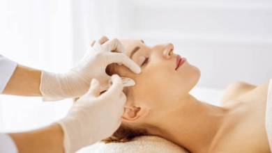 Photo of How does the facial treatment remove the impurities from skin?