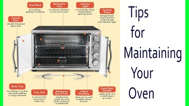 Photo of Tips for Maintaining Your Oven