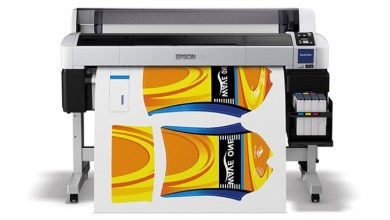 Photo of Sublimation  Printing of mugs, a round business