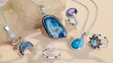 Photo of Know the latest gemstone jewelry collection